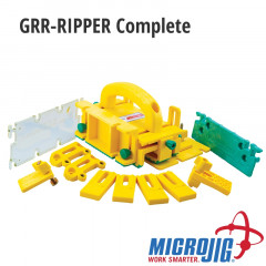 PUSHBLOCK SYSTEM GRR-RIPPER 3D COMPLETE