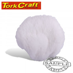 4' 100MM POLISHING BONNET WOOL