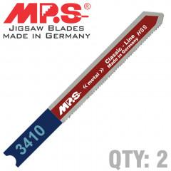 JIGSAW BLADE B&D METAL 28TPI 70MM