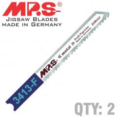 JIGSAW BLADE METAL 70MM 12TPI B&D