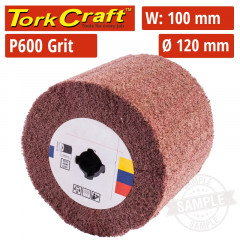 600 GRIT NYLON GRINDING WHEELS 120MMX100MM
