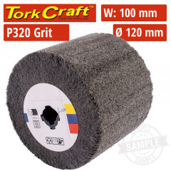 320 GRIT NYLON GRINDING WHEELS 120MMX100MM