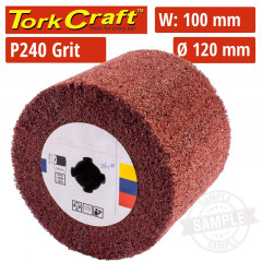 240 GRIT NYLON GRINDING WHEELS 120MMX100MM