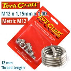THREAD REPAIR KIT M12 X 1.75 X 1.0D REPL. INSERTS FOR NR5012
