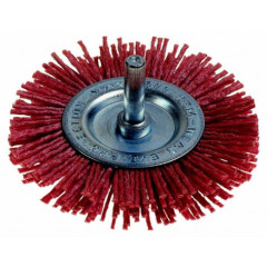 100MM NYLON WHEEL BRUSH