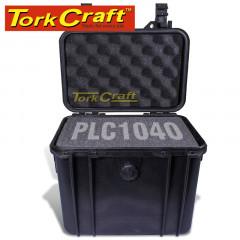 HARD CASE 300X230X270MM OD WITH FOAM BLACK WATER & DUST PROOF (261722)