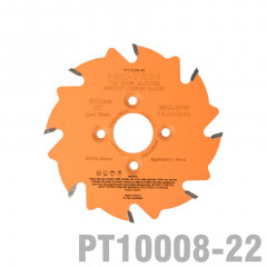 SAW BLADE TCT 100X3.96X22X8T BISCUIT JOINER  WOOD PROF. PRO-TECH