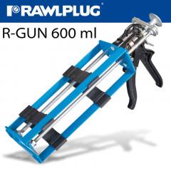 R-GUN-600 DISPENSER GUN FOR R-KEX 600ML AND 385ML