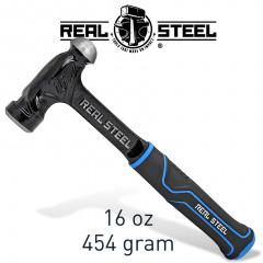HAMMER BALL PEIN 450G 16OZ ULTRA STEEL HANDLE REAL STEEL