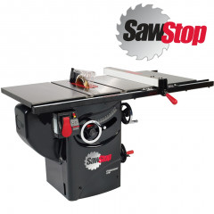 SAWSTOP PROFFESIONAL CABINET SAW 250MM 3HP