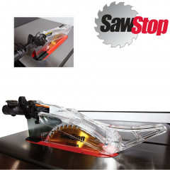 SAWSTOP DUST COLLECTION BLADE GUARD ASS.