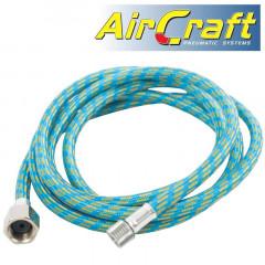 HOSE SPIRAL AIR BRUSHES 1/8F X 1/4F