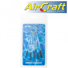 SET OF CLEANING BRUSHES 5PCE FOR AIRBRUSH