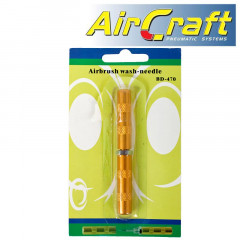 AIR BRUSH NOZZLE CLEANING NEEDLE