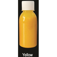 TATTOO BODY PAINT 100ML YELLOW