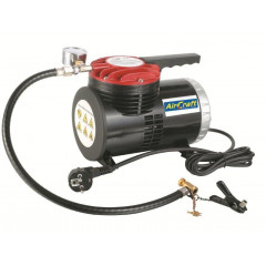 COMPRESSOR KIT W/HOSE& TYRE CONNECTOR (AS06W)
