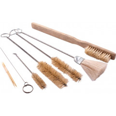 SET OF CLEANING BRUSHES 7PCE FOR SPRAY GUNS