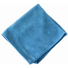 MICROFIBRE CLOTH BLUE 400MM X 400MM