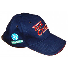 TORK CRAFT BASE BALL CAP BLUE (ONE SIZE FITS ALL)