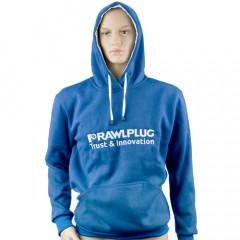 RAWLPLUG HOODY BLUE SMALL