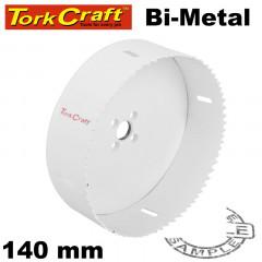 140MM BIM42 BI METAL HOLE SAW