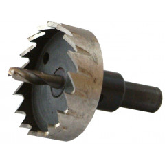 ARBOR DRILL BIT 6 X 43MM FOR HSS HOLE SAWS