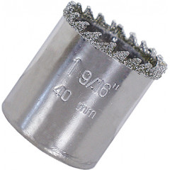 HOLE SAW DIAMOND 40MM