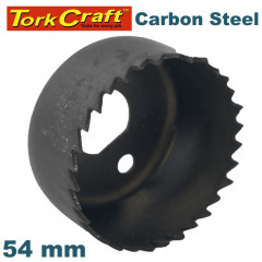 HOLE SAW CARBON STEEL 54MM