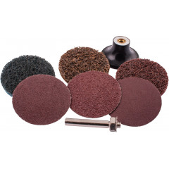 7PCS 75MM SURFACE CONDITIONING KIT
