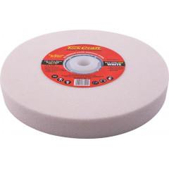 GRINDING WHEEL 150X20X32MM BORE 60GR W/BUSHES FOR B/G WHITE