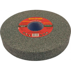 GRINDING WHEEL 150X25X32MM BORE COARSE 36GR W/BUSHES FOR B/G GREEN