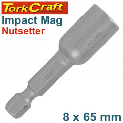 IMPACT NUTSETTER MAGNETIC 8X65MM CARDED