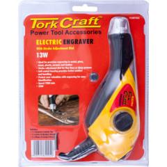 TORK CRAFT ELECTRIC ENGRAVER 13W