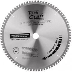 TCT BLADE STEEL CUTTING. 300 X 80T 25.4 BORE