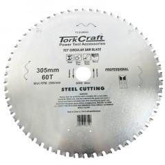 TCT BLADE STEEL CUTTING 305X60T 30MM