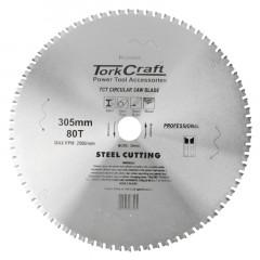 TCT BLADE STEEL CUTTING 305X80T 30MM