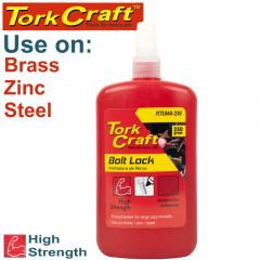 BOLT LOCK HIGH STRENGTH FOR LARGE SIZED
