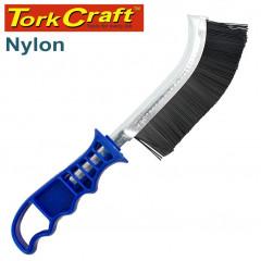 WIRE HAND BRUSH NYLON