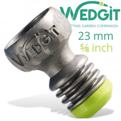 WEDGIT TAP CONNECTOR 23MM 5/8'