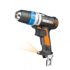 AI DRILL 20V 10MM 20NM 800RPM PULSE TOOL ONLY WORX